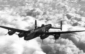 Rocznica zestrzelenia brytyjskiego bombowca w Parku Jaśkowej Doliny