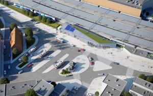 Dworzec we Wrzeszczu będzie gotowy w 2022 roku