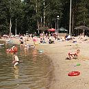 Sinice w Bałtyku? Które jeziora wokół Trójmiasta jako alternatywa do kąpieli?