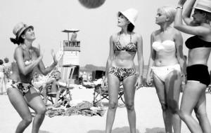 Tak dawniej plażowano w Trójmieście