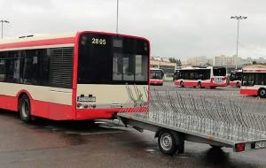 """Ruszyła """"rowerowa"""" linia autobusowa 612"""