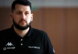 Asseco Arka Gdynia. Milos Mitrović apeluje do kibiców: Więcej wsparcia