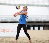 Sportowy weekend na plaży, w hali i na stadionie