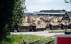 Amerykańskie czołgi i wozy bojowe teraz w Porcie Gdynia
