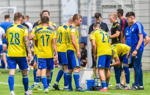 Arka Gdynia pokonała Lech Poznań 2:0 w sparingu. 25 piłkarzy na zgrupowaniu