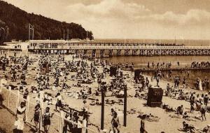 Na cukrze i w piżamie, czyli lipiec roku 1931 nad morzem