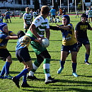 Sport Talent. 12-letni olbrzym w rugby. Rywale się go boją i uciekają