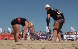 Cross Mixed Zone. Sprawdzali granice wytrzymałości na plaży w pełnym słońcu