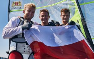 Gdynia Sailing Days. Żeglarze AZS AWFiS Gdańsk mistrzami świata juniorów 49er