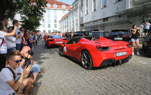 Ponad 30 Ferrari przyjedzie do Trójmiasta