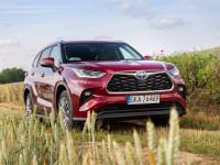 Toyota Highlander: przestronna hybryda