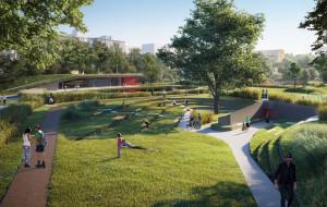 Park Centralny: dwa lata na dokończenie inwestycji