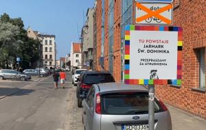 Ponad miesiąc dużych zmian w organizacji ruchu w Gdańsku