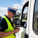 Policjanci kontrolowali ciężarówki, autobusy i busy