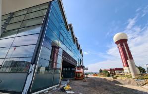Ostatnia prosta rozbudowy terminalu na lotnisku w Gdańsku