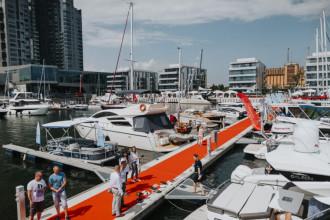 W Gdyni trwają targi jachtowe
