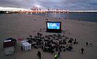 W każdy piątek kino z widokiem na Port Gdańsk