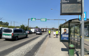 Powstanie 200-metrowy buspas na ul. Janka Wiśniewskiego