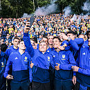 Arka Gdynia zaprasza na prezentację zespołu piłkarzy, 24.07.2021, Stadion Miejski