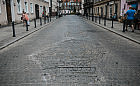Ulica Wajdeloty do naprawy. Trzy miesiące utrudnień