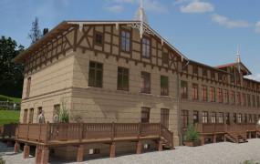 Nowe życie budynków przy 3 Maja. Rewitalizacja dawnego szpitala Bożego Ciała