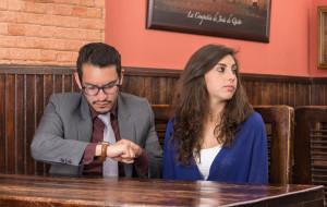 Dlaczego wychodzimy z restauracji przed złożeniem zamówienia?