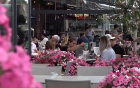 Ukwiecone ogródki gastronomiczne w Trójmieście