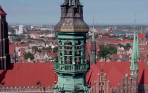 Gwiazdy z całego świata zagrają na gdańskich dzwonach. Rusza Festiwal Carillonowy