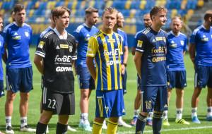 Arka Gdynia zaprezentowała 25 piłkarzy. Rafał Wolsztyński poza pierwszą drużyną