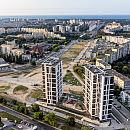 Pas startowy na Zaspie wielkim placem budowy. Gdańsk prezentuje projekt planu