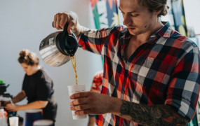 Ekologicznie i aromatycznie. Trwa festiwal kawy w Plenum