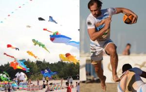 Festiwal Latawców i Sopot Beach Rugby 30.07-1.08 na 120-lecie miasta