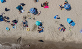 Na plaży fajnie jest, nawet jak czasami coś nam przeszkadza