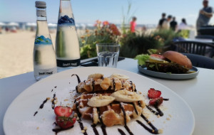 5 miejsc, w których zjesz śniadanie na plaży