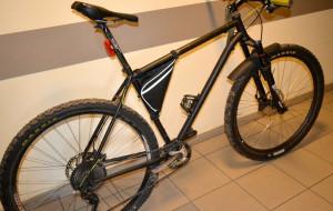 Rozpoznajesz rower? Przyjechał nim złodziej