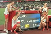 Igrzyska Olimpijskie Tokio 2020. Złoto polskiej sztafety. Piotr Myszka bez medalu
