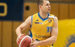 Asseco Arka Gdynia - Czarni Słupsk 71:80 w pierwszym sparingu koszykarzy