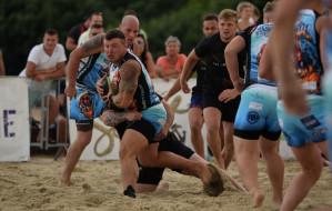 IX Sopot Beach Rugby. 28 drużyn, 9 godzin rozgrywek i talent spod kosza