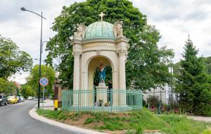 Kapliczka Stella Maris jak z pocztówki. Odnowiono cenny zabytek w Sopocie