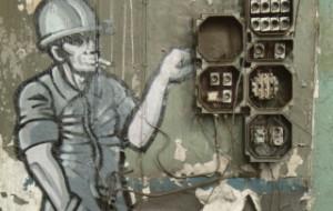 Historia malowania ścian. Jak powstawało graffiti  nad Wisłą?