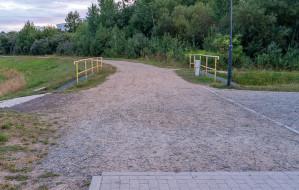 Ścieżka wokół zbiornika na Południu będzie dokończona