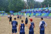 Trefl Gdańsk odpadł z  PreZero Grand Prix w siatkówce plażowej. Dwie porażki