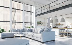 Wnętrze w stylu... loftowym