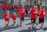 27. Bieg św. Dominika. Paulina Kaczyńska i Mateusz Dajnowski wygrali na 5 km