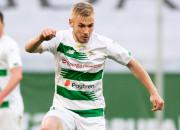 Śląsk Wrocław - Lechia Gdańsk 1:1. Tomasz Makowski uratował remis w meczu przyjaźni