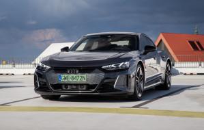 """Audi RS e-tron GT: niewyobrażalnie szybki """"elektryk"""""""