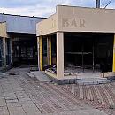 Rozpoczął się remont dworca we Wrzeszczu. Znikają pawilony handlowe