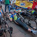 27. Bieg św. Dominika. Na wózkach propagowali sport osób niepełnosprawnych