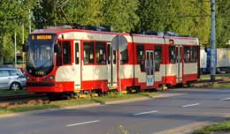 Ponad tydzień bez tramwajów na Hallera