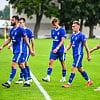 Olimpia Grudziądz - Bałtyk Gdynia 2:0. Czerwona kartka przekreśliła szanse